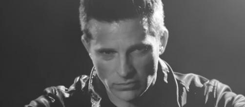 Steve Burton returns to 'General Hospital' - Image via YouTube screenshot