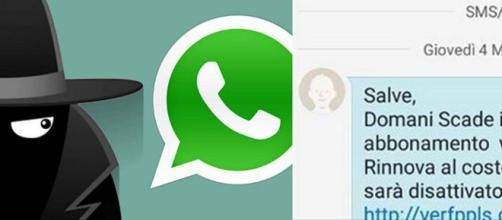 Whatsapp, attenzione alla nuova truffa