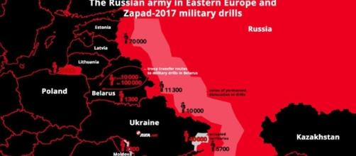 Zapad-2017: military games with an unpredictable ending ... - euromaidanpress.com