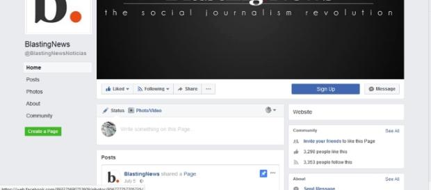 5 ways to promote your Facebook Page. Image-Blasting News Page/Facebook