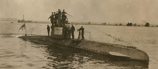 A German U-Boat submarine was found off the coast of Belgium [Image: Flickr by SMU Central University Libraries/no known copyright restrictions]