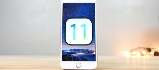 Apple's iOS 11 (via YouTube - EverythingApplePro)