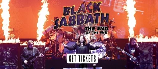 Black Sabbath - The End of the End (via cloudfront.net)