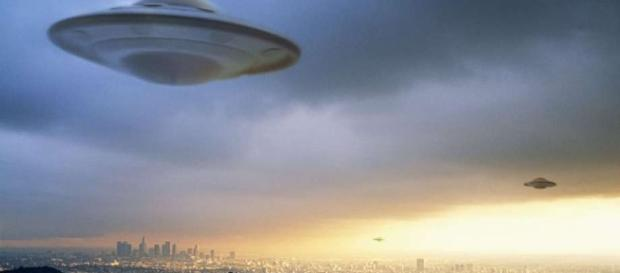 California is the top state with most UFO sightings