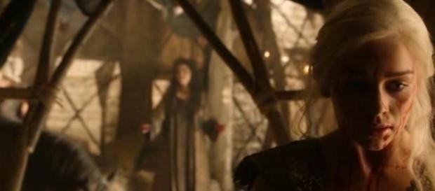 Cena de Game of Thrones (Imagem: Reprodução HBO).