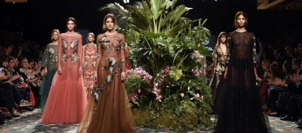 Cibeles Fashion Week Madrid Otoño/Invierno 2016 EL PAÍS - elpais.com