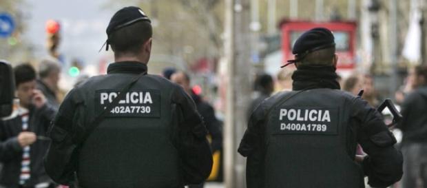 Filtran la ubicación de la policía en Cataluña | EL PAÍS - elpais.com