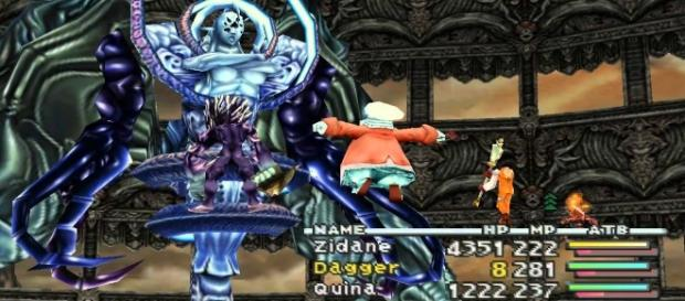 'Final Fantasy 9' (image source: YouTube/OSIRIS)