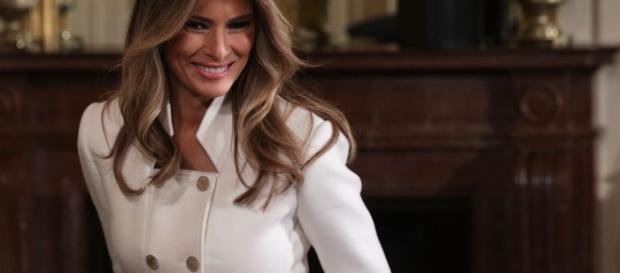 First Lady Melania Trump's most expensive fashionable outfits list- Marc Nozell via Wikimedia Commons