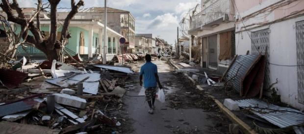 L'ouragan Maria devient « extrêmement dangereux »