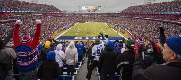 Ralph Wilson Stadium(wikimedia.org/mikefats at flickr)