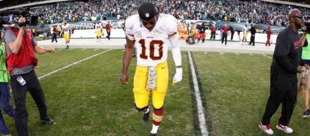 Robert Griffin III blasts former Redskins teammate Santana Moss ... - sportingnews.com