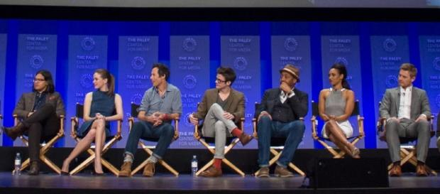 The Flash at PaleyFest. [Image via Wikimedia Commons]