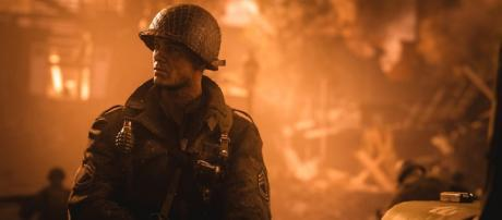 Call of Duty WWII - flickr Bagogames
