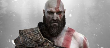 """""""God of War 4"""" is expected to arrive as a PlayStation 4-exclusive in 2018 (via YouTube/PlayStation)"""