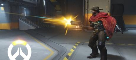 """McCree has yet to receive a rework since the official release of """"Overwatch"""" last year (via YouTube/PlayOverwatch)"""
