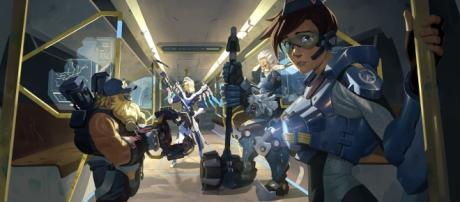"""""""Overwatch"""" quickly accumulated a huge following after its official launch last year (via YouTube/PlayOverwatch)"""