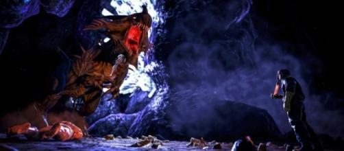 """A screenshot from the teaser trailer of 'ARK: Aberration."""" - YouTube/ARK: Survival Evolved"""
