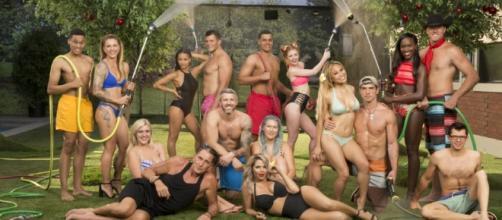 'Big Brother 19' Cast ** used w/ permission CBS Press