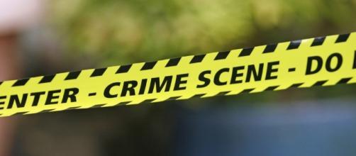 Crime Scene -- Alan Kleaver via Flickr