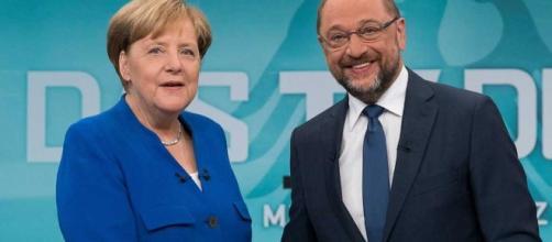 Elecciones en Alemania | Merkel gana el único debate televisado ... - rtve.es