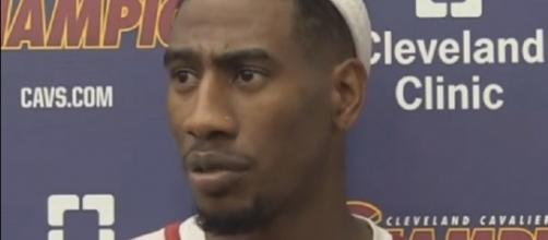 Iman Shumpert also asked the Cavaliers for a trade after last season -- GOAT of NBA via YouTube