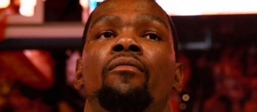 Kevin Durant shared his thoughts on all the snake comments he still gets -- NBA via YouTube