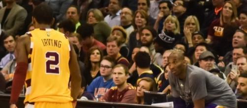 Kobe Bryant behind Kyrie Irving's departure from Cleveland? - image source: Erik Drost/Flickr- flickr.com