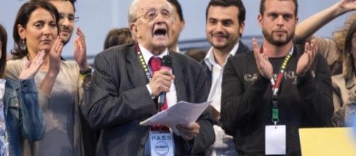 L'ex magistrato Ferdinando Imposimato contrario alla presenza di Luigi Di Maio al Forum Ambrosetti di Cernobbio