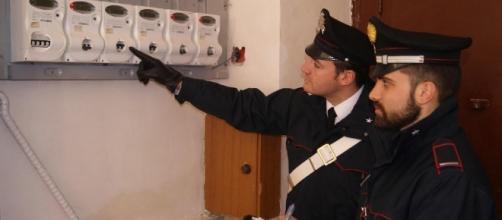 Magnete sul contatore Ene, un arresto per furto di luce (immagini di repertorio)