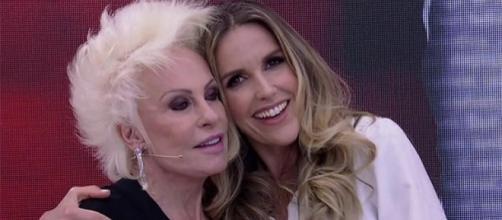 Mariana Ferrão participou do programa ''Mais Você''