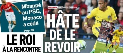 PSG: l'accueil de Neymar, de Nike ... pour Mbappé