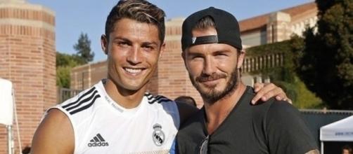 Real Madrid: Beckham veut faire signer Ronaldo!