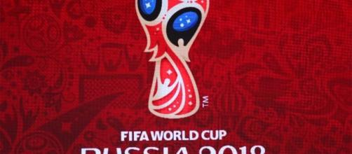 Russia 2018 World Cup official logo. [Image via Wikimedia Commons]