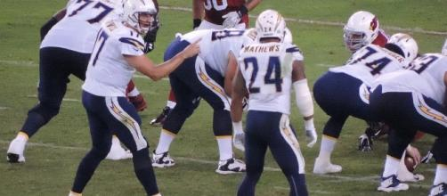 San Diego Chargers Philip Rivers & Ryan Mathews | Rivers say… | Flickr - flickr.com