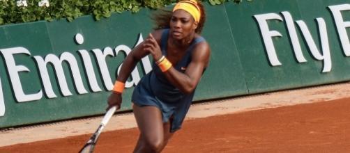 Serena Williams is now a mom. [Image via Yann Caradecv/Flickr]