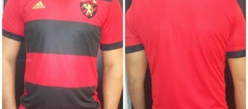Sport: as novas camisas do Leão