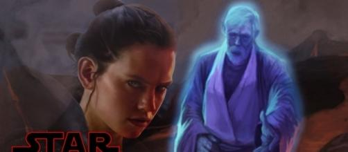 'Star Wars 8: The Last Jedi' proof of Obi-Wan's Force ghost revealed in a toy?(Mike Zero/YouTube Screenshot)