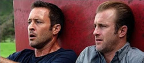 "Steve and Danny may embark on a tasty joint venture in Season 8 of ""Hawaii Five-O."" Screencap Hawaii Five-O/YouTube"