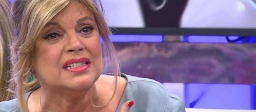 "Terelu Campos rompe a llorar: ""Me siento sola. Esto me humilla"" - elespanol.com"