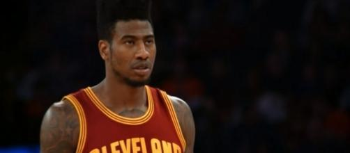 The Cleveland Cavaliers' Iman Shumpert is okay with the Kyrie Irving trade -- NBA via YouTube