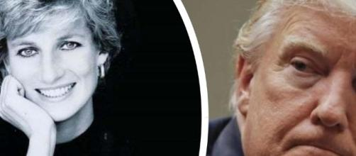 Trump corteggiava Lady Diana, ne era ossessionato - ilgazzettino.it