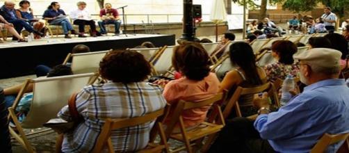 Voix, el festival de la poesía de Toledo