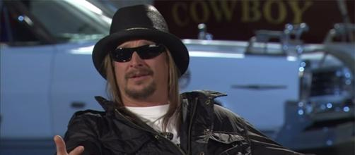 Watchdog group Common Cause filed a complaint against Kid Rock. (YouTube/Fuse)