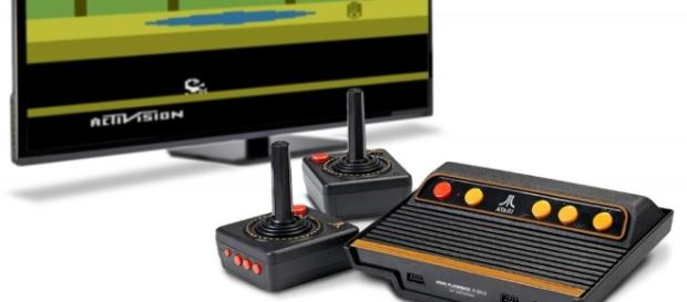 Atari 2600 announces a portable console model along with new features. [Image via pixabay]