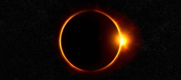 California man suffered vision loss due to damage to his retina in the shape of the solar eclipse [Image: Pixabay/CC0]