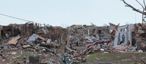 Disaster - Image via Pixabay..
