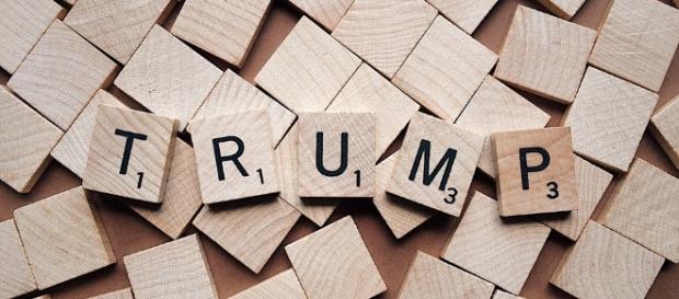Donald Trump, spelling. Image via Pixabay.