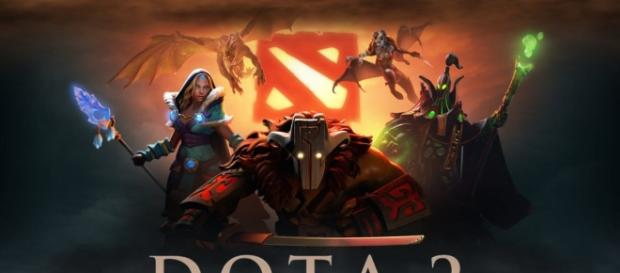 "Fans of ""Half-Life 3"" are giving ""Dota 2"" bad reviews on Steam (via YouTube/dota2)"
