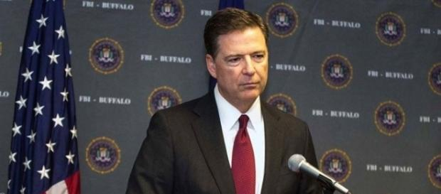 Former FBI director James Comey / [Image by Rich Girard via Flickr, CC BY-SA 2.0]